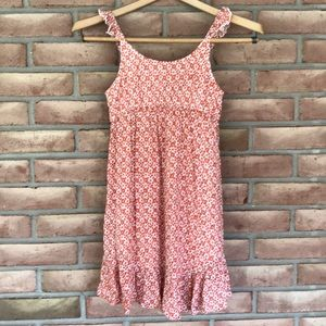 O'Neill size M lined, printed tank top